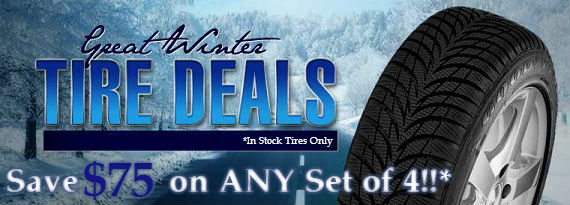 Winter Tires For Sale >> Winter Tire Sale Budget Tire Center At Lowtireprice Com